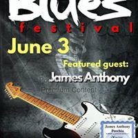 James Anthony - Orangeville Blues and Jazz
