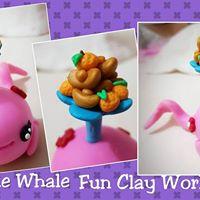 Fortune Whale Fun Clay Workshop