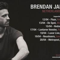 Brendan James - Neushoorn
