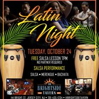 Latin Night at The Brightside Tavern
