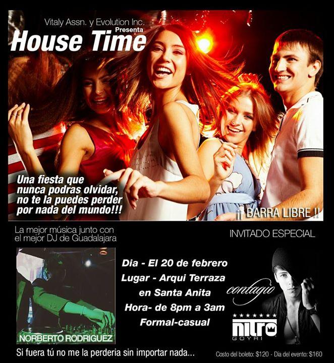 House Time At Arqui Terraza Santa Anita Salón De Eventos