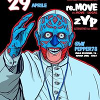 Zolle[Bruzzelle] re.Move[Local] zYp[Torino] live at barPepper78