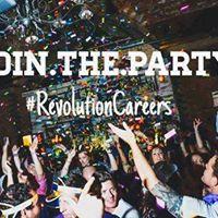 Revolution Call Lane Recruitment Day  Wednesday 27th September