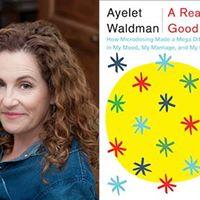 An Evening with Author Ayelet Waldman