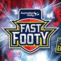 SANFL Australian Unity Fast Footy