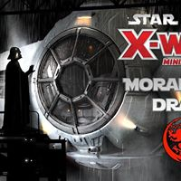 LV Torneo X-Wing &quotescalado&quot Morada Del Dragn