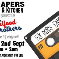 The Soulfood Brothers - Rewind at Drapers