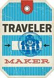 Green Traveler Entry Pass for Maker Faire Bay Area 2018