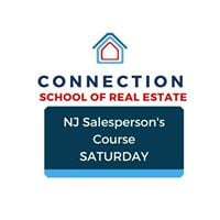 NJ Real Estate Salespersons Course - Saturday