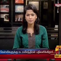 Television News Reading and Anchoring (Weekend)