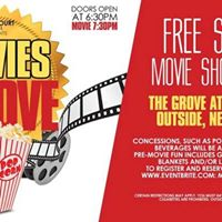 Movies in The Grove