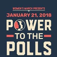 Womens March One Year Anniversary Power to the Polls