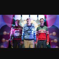 SBBIKEMOVES UGLY Christmas sweater