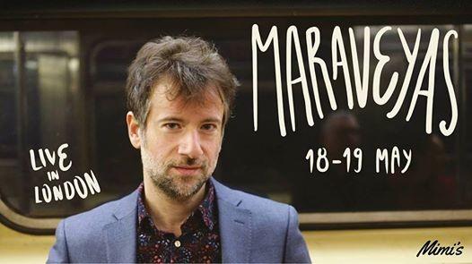 Maraveyas Live at Mimis Friday 18th & Saturday 19th of May