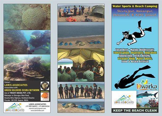 Scuba Diving Program in Dwarka Beach