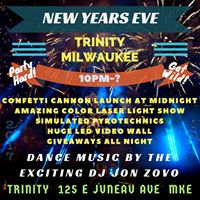 Trinitys New Years Eve Party - Welcome 2018