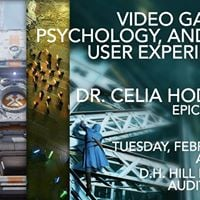 Video Games Psychology and the User Experience with Dr. Celia Hodent (Epic Games)