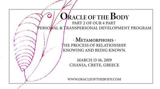 Part 2  Metamorphosis