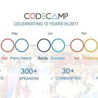 Codecamp Bacu 10 June 2017