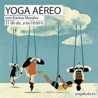 Yoga Areo
