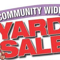 Binbrooks Annual Town Wide Yard Sale