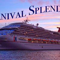 4th July Celebration at Sea (Carnival Splendor FL Lauderdale)