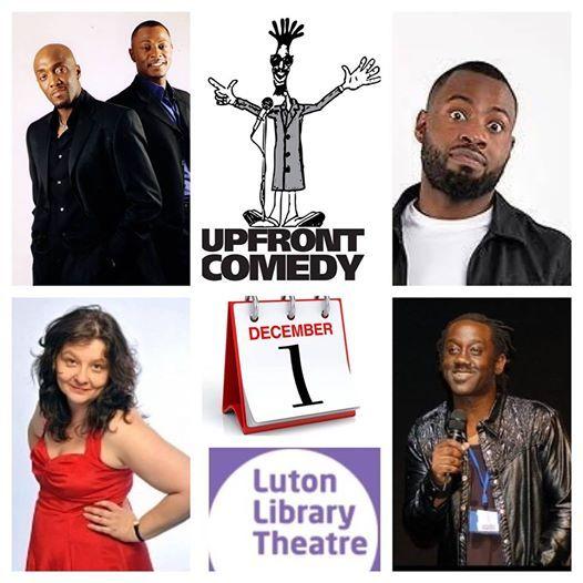 Upfront Comedy - December