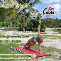 Vinyasa Yoga With Yoyi Cuban Guru