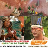 Curso de Fitoterapia Indgena e Medicina da Floresta