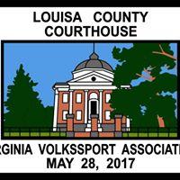 Louisa County Virginia Volksmarch
