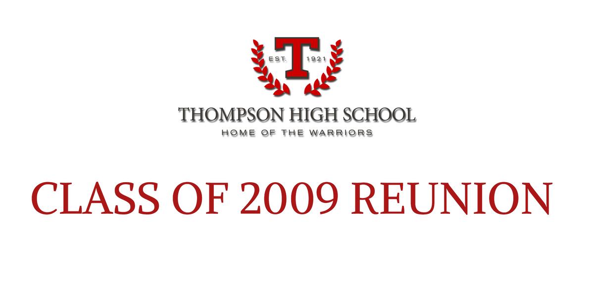 THS Class of 2009 Reunion