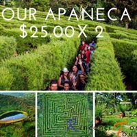 Tour Apaneca Dos Personas por 25.00