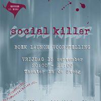 Social Killer Boek Launch Party