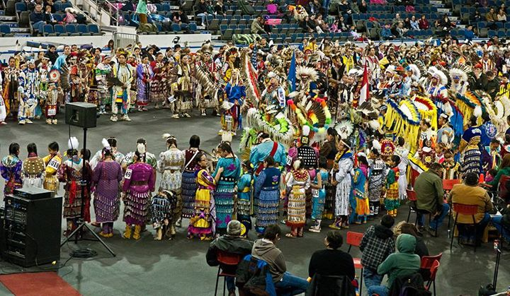 2018 International Peace Pow-wow & Festival