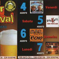 Foresto Beer Festival