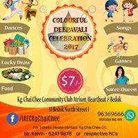 Colourful Deepavali