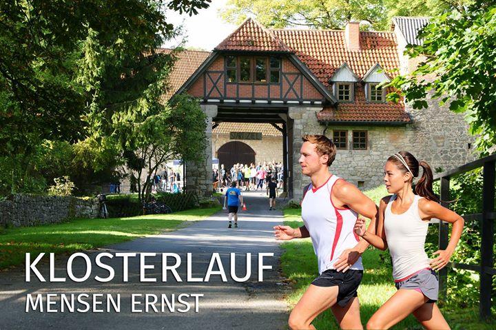 Klosterlauf - Mensen Ernst 2018