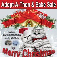 Cat Adopt-a-Thon &amp Bake Sale