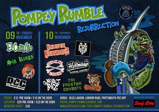 Rumble Resurrection