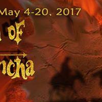 Scarborough Music Theatres Man of La Mancha