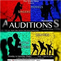 Auditions (TheSharkFilms)