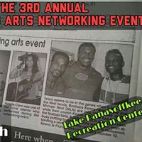 The 3rd Annual Performing Arts Networking Event