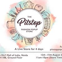 The Pitstop Fashion Popup Store