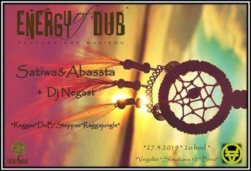 Energy of Dub SessionBrnoVegalit