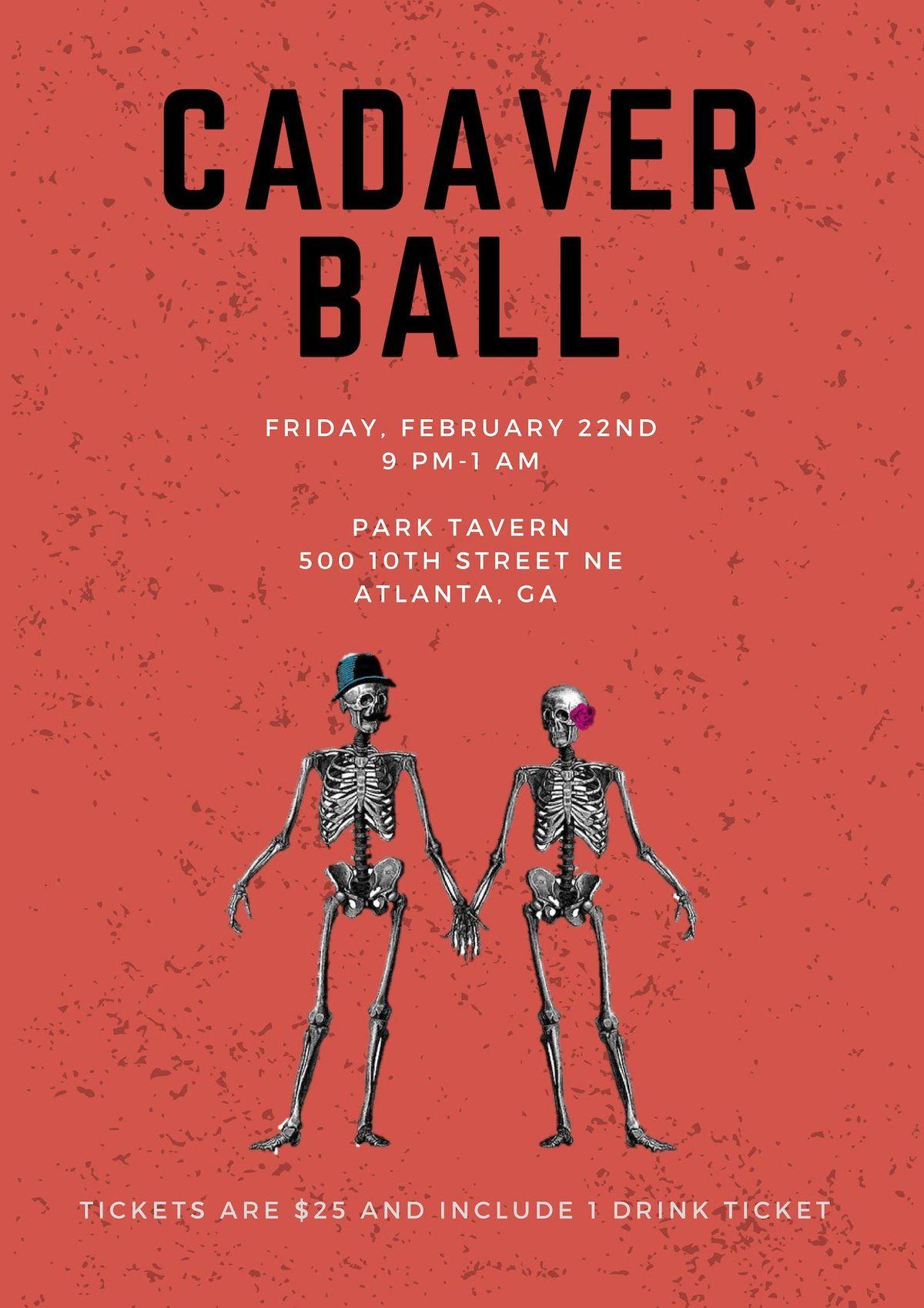 Cadaver Ball 2019