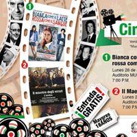 Festival de Cine Italiano - Septiembre 2017