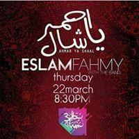 Eslam Fahmy &amp Band 3elbt Alwan 22 March