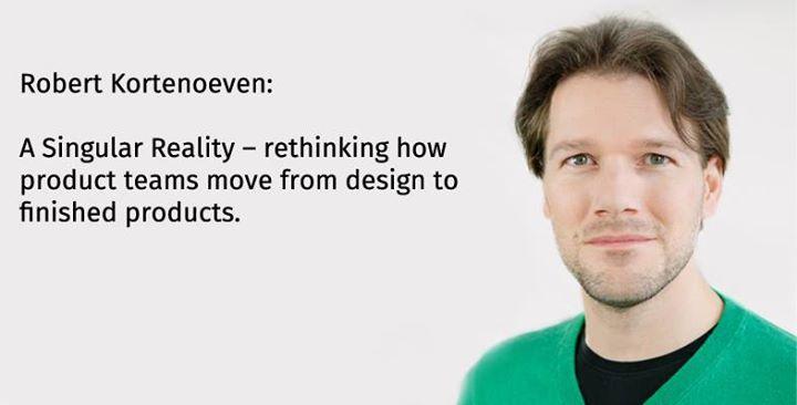 Design Interactions  Guestlecture by Robert Kortenoeven