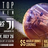 Champions Cup PSG v Juventus