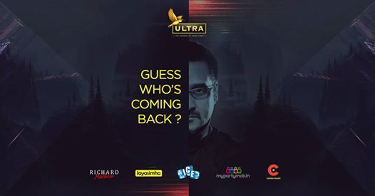 Biggest Bollywood Night with DJ Suketu at ICE Taj (MG Road)